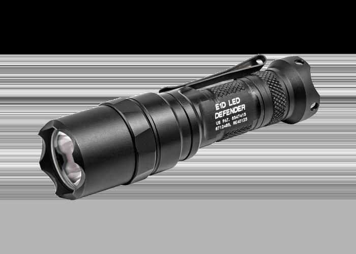 防災におすすめのフラッシュライト(懐中電灯)・E1D LED DENDER