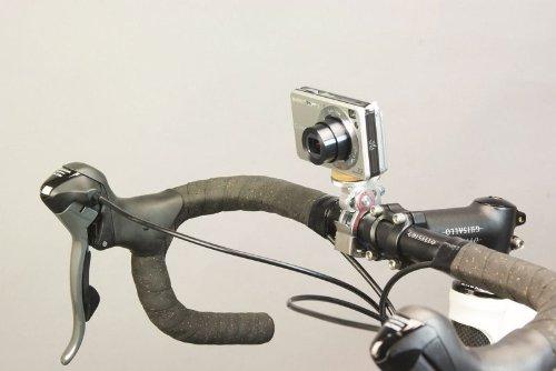 自転車を車のヘッドライト並みにする方法