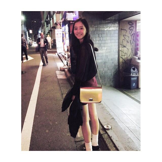 新木優子・画像・arakiyuko