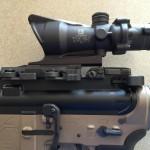 LaRue Tactical ACOG Mount QD LT100 レプリカ・本物 比較・評価