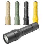 もはや敵なし・防災におすすめフラッシュライト(懐中電灯)G2X-C-BK Tactical