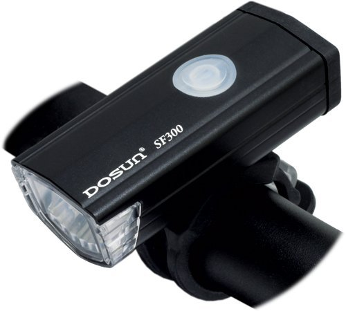 防災におすすめの懐中電灯(フラッシュライト):DOSUN (ドゥサン) +SF300 急速充電 コンパクト 自転車用ライト