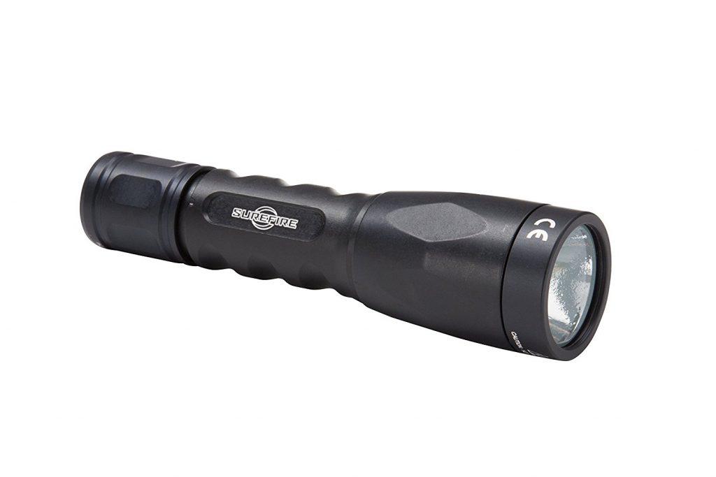 防災におすすめの懐中電灯(フラッシュライト):シュアファイア(Surefire)P2X FURY フューリー P2XC-A/P2XT-A LEDフラッシュライト