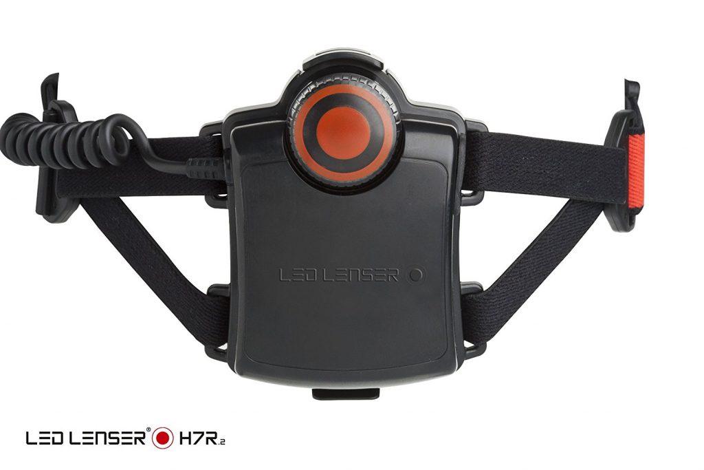 防災におすすめのヘッドライト(懐中電灯)LED LENSER(レッドレンザー) H7R.2